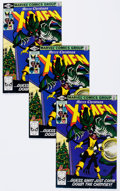 Modern Age (1980-Present):Superhero, X-Men #143 Multiple Copies Group of 38 (Marvel, 1980) Condition:Average NM-.... (Total: 38 Comic Books)