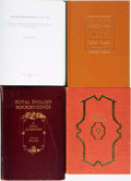 Books:Books about Books, [Bookbinding]. Group of Four Books. Various publishers and dates.... (Total: 4 Items)