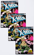 Modern Age (1980-Present):Superhero, X-Men #144 Multiple Copies Group of 61 (Marvel, 1981) Condition:Average NM-.... (Total: 61 Comic Books)