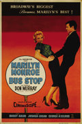 "Movie Posters:Drama, Bus Stop (20th Century Fox, 1956). Poster Style Z (40"" X 60"").While other formats for this title are common (like the one s..."