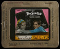 "Movie Posters:Adventure, Tom Sawyer (Paramount, 1930). Glass Slide (3.25"" X 4""). Adventure.Directed by John Cromwell. Starring Jackie Coogan, Junior..."