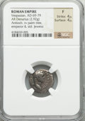 Ancients:Roman Imperial, Ancients: Vespasian (AD 69-79). AR denarius (2.92 gm)....