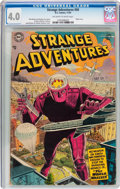 Golden Age (1938-1955):Science Fiction, Strange Adventures #50 (DC, 1954) CGC VG 4.0 Off-white to whitepages....
