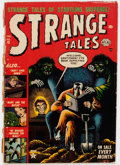 Golden Age (1938-1955):Horror, Strange Tales #15 (Atlas, 1952) Condition: FR....