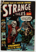 Golden Age (1938-1955):Horror, Strange Tales #23 (Atlas, 1953) Condition: VG+....