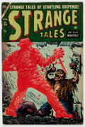 Golden Age (1938-1955):Horror, Strange Tales #26 (Atlas, 1954) Condition: VG-....