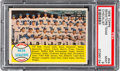 Baseball Cards:Singles (1950-1959), 1958 Topps Senators Team #44 PSA Mint 9....