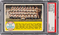 Baseball Cards:Singles (1950-1959), 1958 Topps A's Team #174 PSA Mint 9....