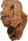 Baseball Collectibles:Others, 1962-63 Harvey Kuenn Game Used Fielder's Glove....