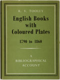 Books:Reference & Bibliography, R. V. Tooley. English Books with Coloured Plates: 1790 to1860. Folkestone: Dawsons of Pall Mall, 1973. . ...