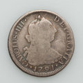 Chile, Chile: A Trio of 2 Reales 1788-95,... (Total: 3 coins)
