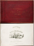 Books:Art & Architecture, [Cartoons]. John Leech. Pictures of Life & Character by John Leech from the Collection of Mr. Punch, First and Sec... (Total: 2 Items)