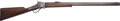 Long Guns:Single Shot, Sharps Model 1874 Sporting Rifle with Factory Letter....