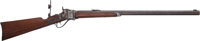 Sharps Model 1874 Heavy Sporting Rifle with Factory Letter