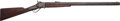 Long Guns:Single Shot, Sharps Model 1874 Heavy Sporting Rifle with Factory Letter....