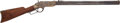 Engraved Henry Lever Action Rifle