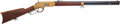 Long Guns:Lever Action, Winchester Model 1866 Second Model Lever Action Rifle....