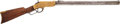 Long Guns:Lever Action, Martially Marked Henry Lever Action Rifle....