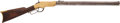 Long Guns:Lever Action, Hoggson Engraved Henry Lever Action Rifle....