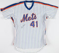 Baseball Collectibles:Uniforms, Tom Seaver Signed New York Mets Jersey....