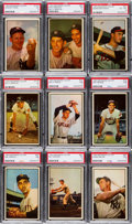 Baseball Cards:Sets, 1953 Bowman Color Baseball Near Set (151/160) Plus Over 600 Extras! ...