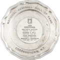 Baseball Collectibles:Others, 1983 Hall of Fame Induction Souvenir from The Brooks RobinsonCollection....