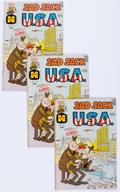 Bronze Age (1970-1979):Humor, Sad Sack USA #2 File Copies Long Box Group (Harvey, 1973)Condition: Average VF+....