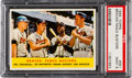 Baseball Cards:Singles (1950-1959), 1958 Topps Braves Fence Busters #351 PSA Mint 9 - None Higher!...