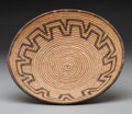 American Indian Art:Baskets, A Chemehuevi Coiled Bowl. c. 1920. ...