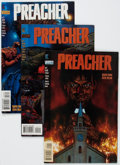 Modern Age (1980-Present):Horror, Preacher #1-30 Group (DC, 1995-97) Condition: Average VF....(Total: 30 Comic Books)