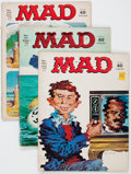 Magazines:Mad, MAD-Related Box Lot (EC, 1973-91) Condition: Average VG....