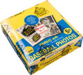 Baseball Cards:Unopened Packs/Display Boxes, 1960 Leaf Baseball Series 2 Unopened Box with 24 Five-Cent WaxPacks. ...