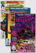 Modern Age (1980-Present):Superhero, The Amazing Spider-Man Long Box Group (Marvel, 1990-94) Condition:Average NM-....