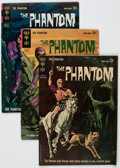 Silver Age (1956-1969):Adventure, Phantom Group of 11 (Gold Key, 1962-66) Condition: Average VG/FN.... (Total: 11 Comic Books)