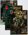 Silver Age (1956-1969):Horror, Twilight Zone Group of 37 (Dell, 1962-68) Condition: AverageFN-.... (Total: 27 Comic Books)