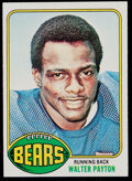 Football Cards:Singles (1970-Now), 1976 Topps Walter Payton #148....