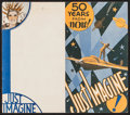 "Movie Posters:Science Fiction, Just Imagine (Fox, 1930). Herald (7"" X 8"") DS. Science Fiction....."