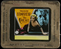"Movie Posters:Drama, The Cheat (Paramount, 1931). Glass Slide (3.25"" X 4""). Crime Drama. Directed by George Abbott. Starring Tallulah Bankhead, I..."