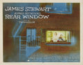 "Movie Posters:Mystery, Rear Window (Paramount, 1954). Half Sheet (22"" X 28"") Style B. In""Rear Window"", Alfred Hitchcock experimented with the psyc..."