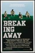 """Movie Posters:Drama, Breaking Away (20th Century Fox, 1979). One Sheet (27"""" X 41""""). Dennis Christopher is Dave Stoller, a recent high school grad..."""