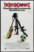 "Movie Posters:War, The Boys in Company C (Columbia, 1978). One Sheet (27"" X 41""). Nice poster for Viet Nam war movie starring Stan Shaw, Andrew..."