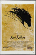 "Movie Posters:Adventure, The Black Stallion (United Artists, 1979). One Sheet (27"" X 41"").When a boy and a wild horse are shipwrecked together on an..."