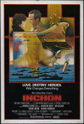 "Movie Posters:War, Inchon (MGM/UA, 1981). Poster (40"" X 60""). War. Directed by TerenceYoung. Starring Laurence Olivier, Jacqueline Bisset, Ben..."