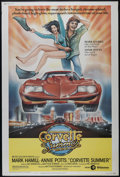 "Movie Posters:Adventure, Corvette Summer (MGM, 1978). Poster (40"" X 60""). Comedy. Directedby Matthew Robbins. Starring Mark Hamill, Annie Potts, Eug..."
