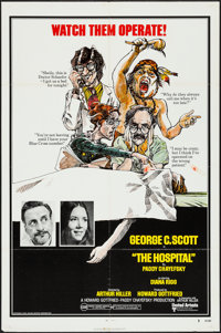 "The Hospital & Others Lot (United Artists, 1971). One Sheets (4) (27"" X 41"") Style B. Comedy. ... (Tot..."