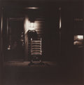 Photographs:Gelatin Silver, Jack Spencer (American, b. 1951). Oxford Nocturne, from the Native Soil series, 1996. Toned gelatin silver. 18 x 17-3/4 ...