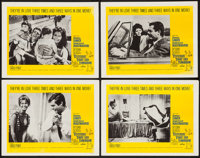 """Yesterday, Today and Tomorrow (Embassy, 1964). Lobby Card Set of 4 (11"""" X 14""""), Photos (17) (8"""" X 10.25&q..."""