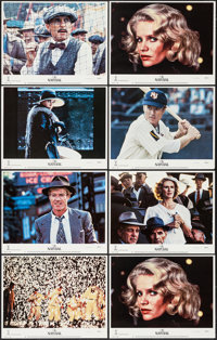 "The Natural (Tri-Star, 1984). Lobby Cards (13) (11"" X 14""). Sports. ... (Total: 13 Items)"