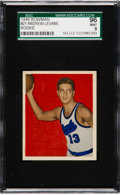 Basketball Cards:Singles (Pre-1970), 1948 Bowman Andrew Levane #21 SGC 96 Mint 9 - The Finest in an SGCHolder....