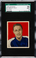 Basketball Cards:Singles (Pre-1970), 1948 Bowman Bruce Hale #15 SGC 96 Mint 9 - The Finest in an SGCHolder! ...